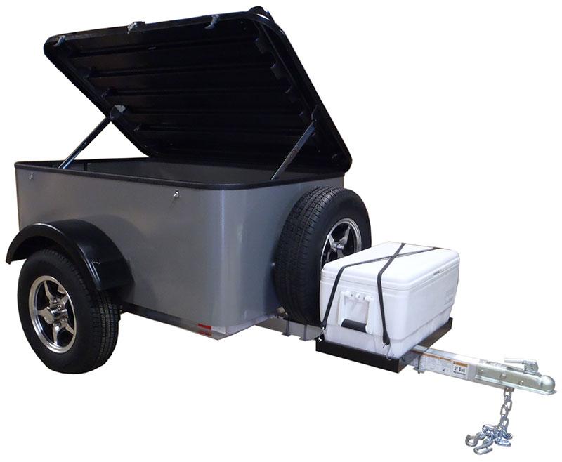 Small Cargo Trailers By Hybrid Trailer Co   Llc  U2022 Huron  Ohio