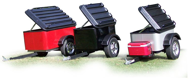 Hybrid Trailers small cargo trailers